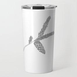 Pine Sprig Travel Mug