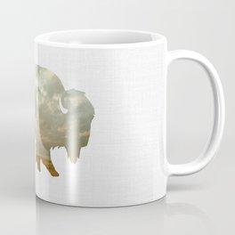 Bison and Plains Coffee Mug