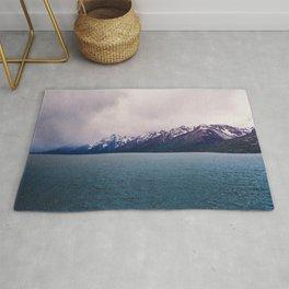 Eternity Here - Mountain Lake Rug