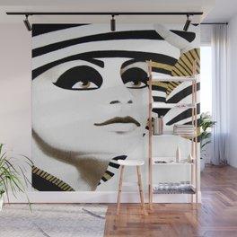 la sfinge cambia look (particolare2) Wall Mural