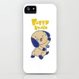 PUPPY INDIO iPhone Case