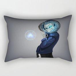 Sans Rectangular Pillow
