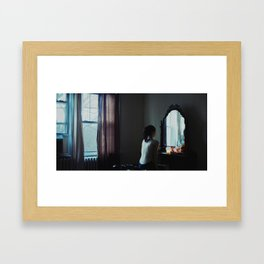 Forget Their Melodies Framed Art Print