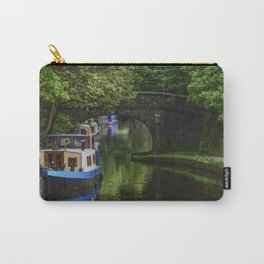 Rochdale Canal at Hebden Bridge Carry-All Pouch