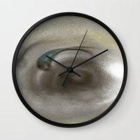koi Wall Clocks featuring Koi by ANoelleJay