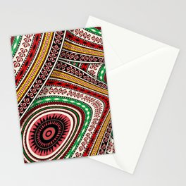 Tribal adventure Stationery Cards