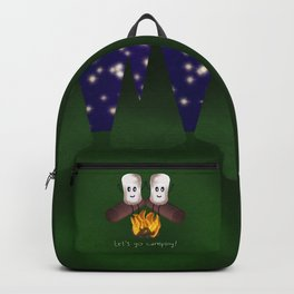 Let's Go Camping! Backpack