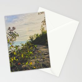 Evening walks Stationery Cards