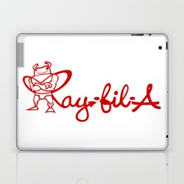 Ray Fillet's Ray-fil-A Laptop & iPad Skin