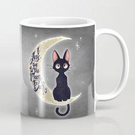 I Love You To The Moon & Back Coffee Mug