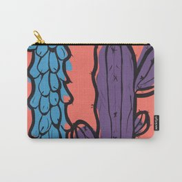 Pop Art Cacti Carry-All Pouch