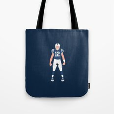 ColtStrong - Andrew Luck Tote Bag