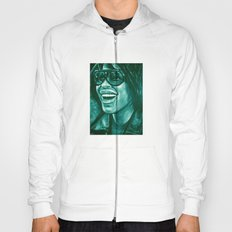 keep smiling option two! Hoody