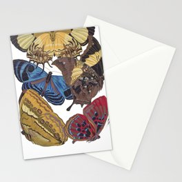 Papillions...aka Butterflies Stationery Cards
