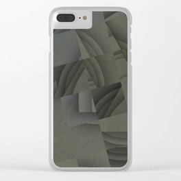Vexing Sector Clear iPhone Case