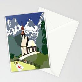 Auer Church Austrian Picnic Stationery Cards