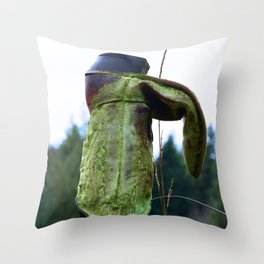 Cowboy Hanger Throw Pillow