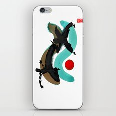Capoeira 430 iPhone & iPod Skin