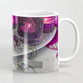 Still life with Moroccan lamps Coffee Mug