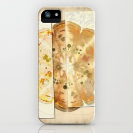 Upshifting Unconcealed Flowers  ID:16165-105815-13851 iPhone Case