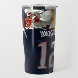 Tom Brady Travel Mug