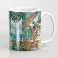 planet Mugs featuring Planet by alleira photography