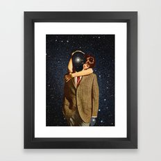 Eonic Love Framed Art Print