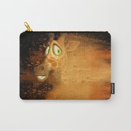 The speed giraffe Carry-All Pouch