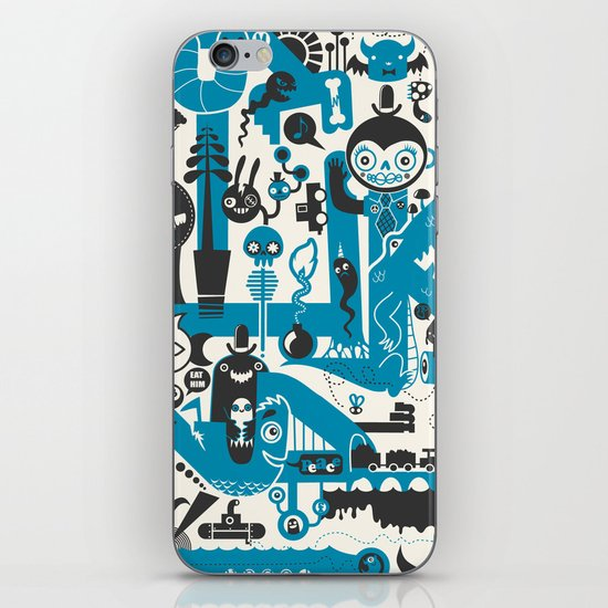 Incognito iPhone & iPod Skin