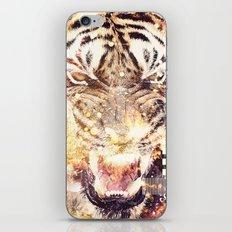 Feline Fire iPhone & iPod Skin