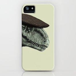 Chaser's Dorkus Reptilian iPhone Case