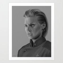 BSG Art Print