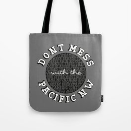DONT YOU DARE Tote Bag