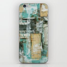 Abstract 01 iPhone Skin