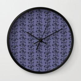 Croaker Night  Wall Clock