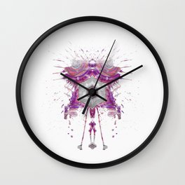Inkdala LXVII Wall Clock