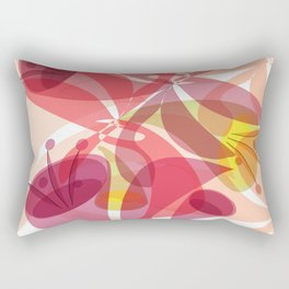 Exotica 1 Rectangular Pillow