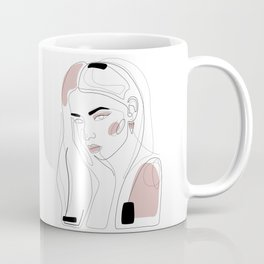In Blush Coffee Mug