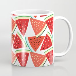 Sliced Watermelon Coffee Mug