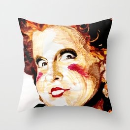 Hocus Pocus: Winifred Sanderson Throw Pillow
