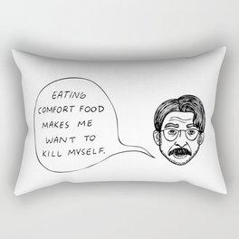 Marc Maron Rectangular Pillow