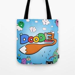 Doodle! Tote Bag