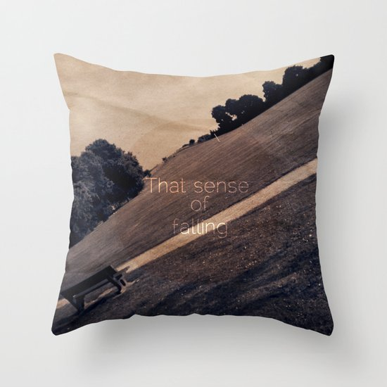 That Sense Throw Pillow