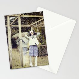 Diffy Toulettes fav place lll. Stationery Cards