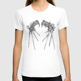 Scissorhands (BnW) T-shirt