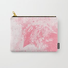 spotted madagascar fody wspw Carry-All Pouch
