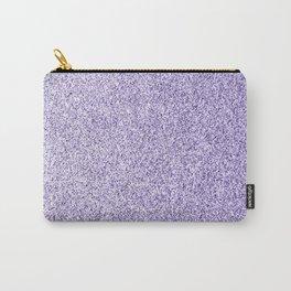 Ultra violet light purple glitter sparkles Carry-All Pouch