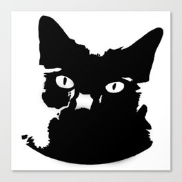 Meow I Canvas Print