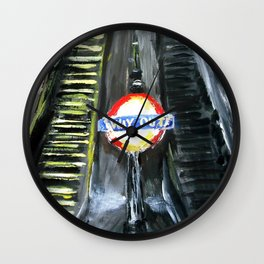 London Underground Jubilee Line Wall Clock