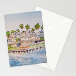 South Padre Island  Stationery Cards